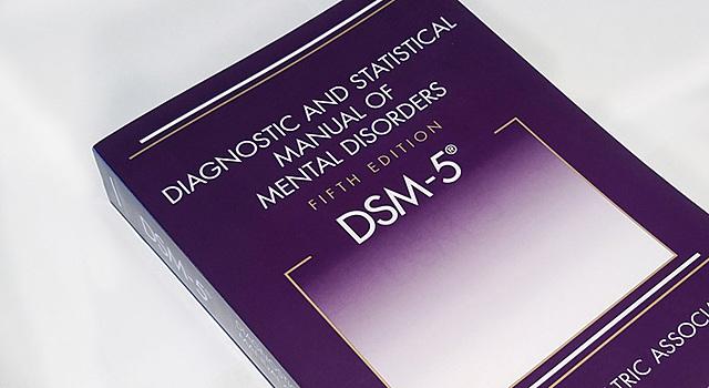 DSM-5 Published