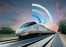 Lancement du wifi dans le TGV