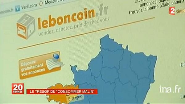 Lancement de leboncoin.fr