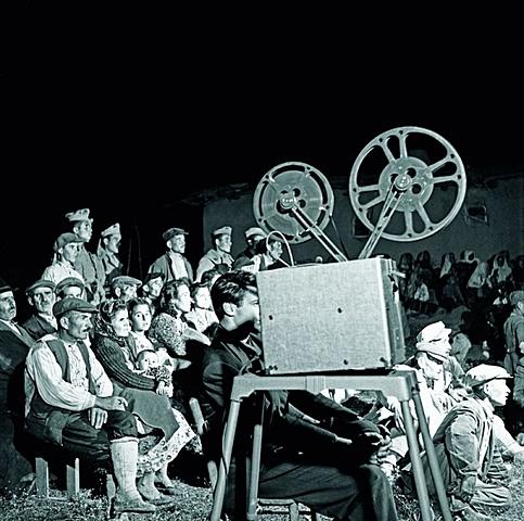 Cine como opción social y política