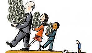 La profundización en la inequidad de ingresos
