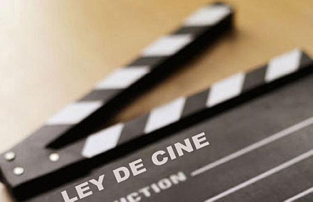 Aprobación de la Ley del Cine