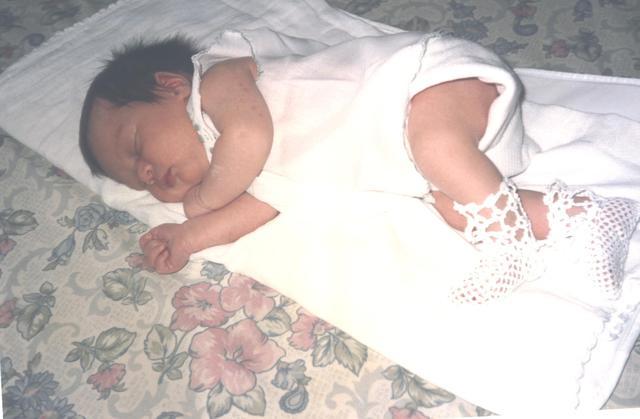 My birth.