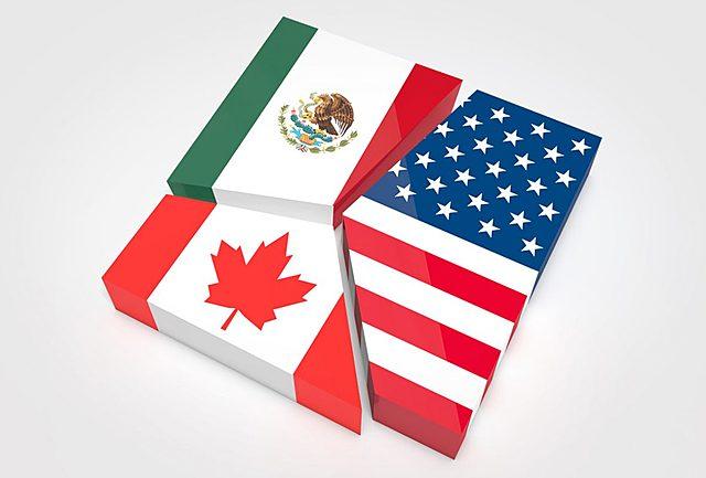 Firma del tratado de libre comercio