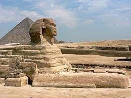 Great Sphinx statue is completed