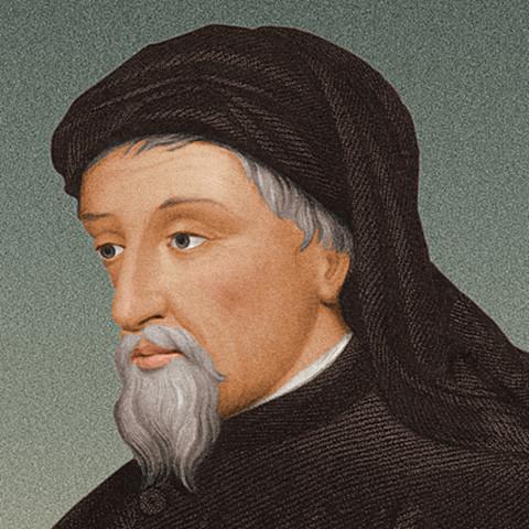 Geoffrey Chaucer.