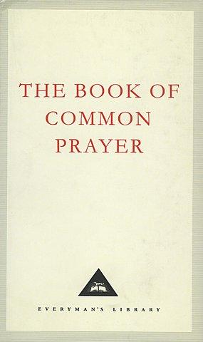 Book of Common Prayer.