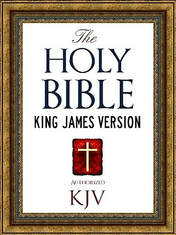 The Authorized version of the Bible