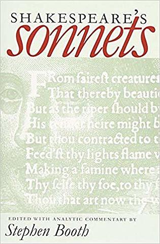 Shakespeare's sonnets.