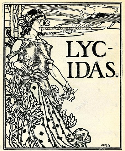 John Milton's Lycidas.