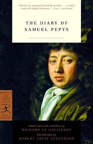 Samuel Pepys.