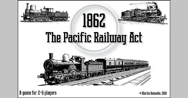 Pacific Railroad Bill