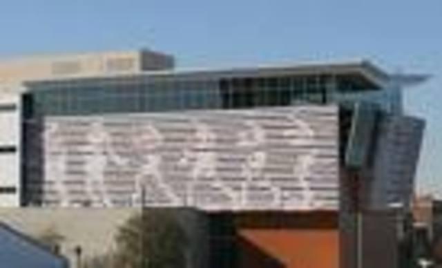 Built Muhammad Ali center, Louisville, Kentucky