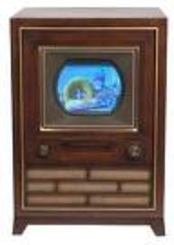 Color TV Shows up