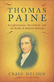 Thomas Paine moves hurriedly to France.