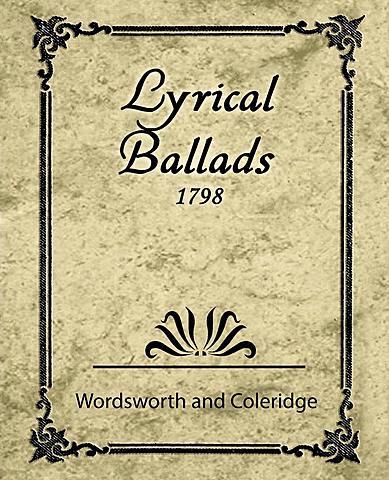 Lyrical Ballads.