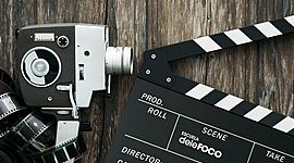 Evolució dels mitjans Audiovisuals timeline
