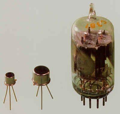 La invención del transistor