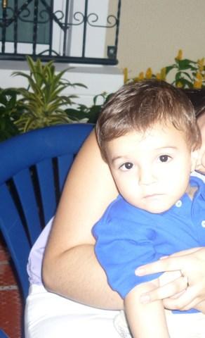 The birthday of my nephew.