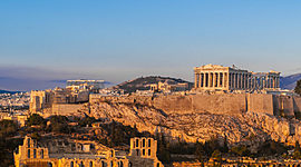 Eix Cronològic Grècia Antiga (Laura Borràs) timeline