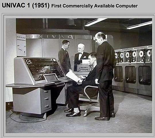 La Segunda generación de Computadoras