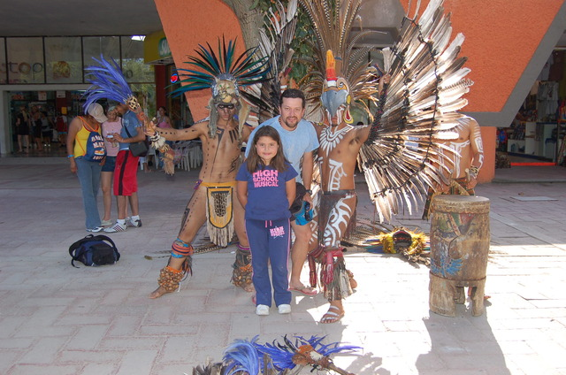 My fisrt trip to Playa del Carmen