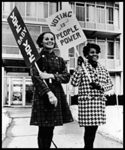 Twenty-fourth Amendment, 1964