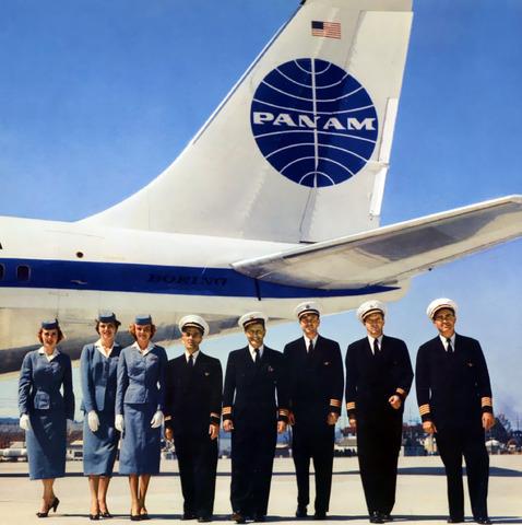 Pan Am introduces 707 transatlantic service