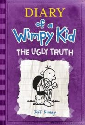 Diary of a wimpy kid: The Ugly Truth By Jeff Kinney
