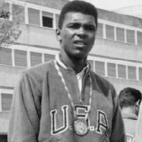 Cassius Clay: Succesful Amateur Boxer
