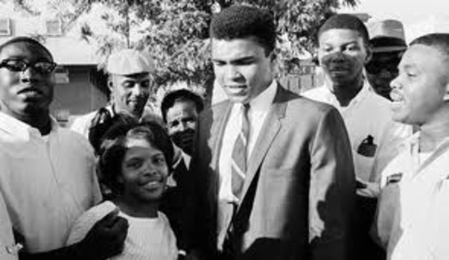 Muhammed Ali Stands For His Rights