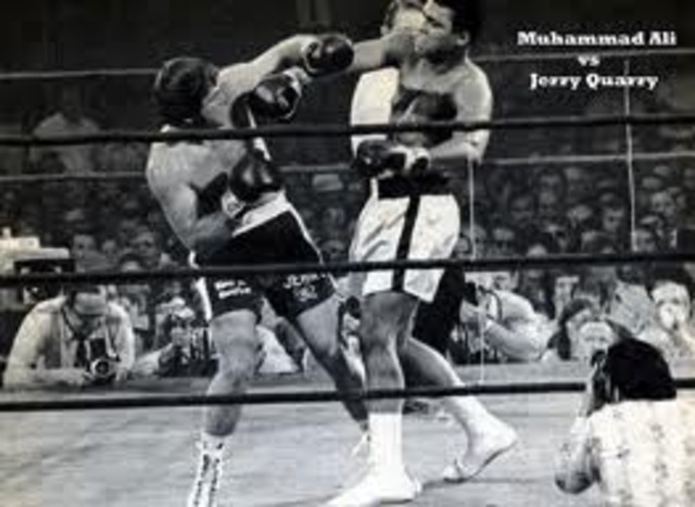 Muhammed Ali's Rise to the Top Again