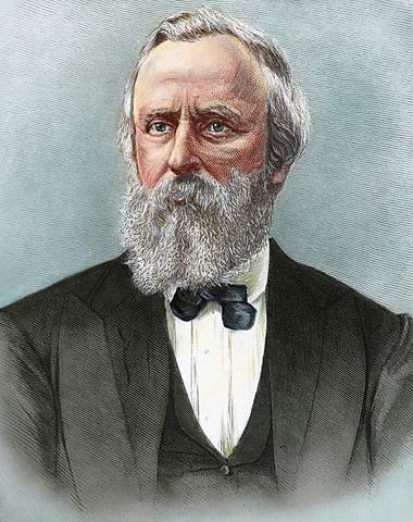 Rutherford B. Hayes Elected