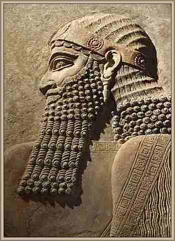 """Asiria """"Imperio Nuevo"""""""