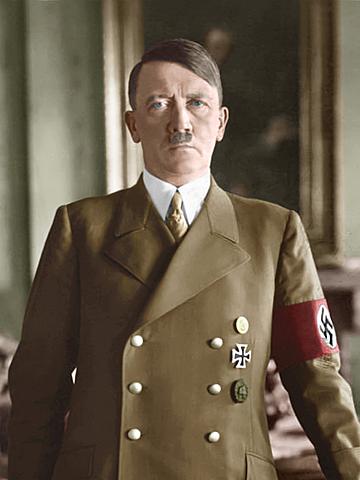 Hitler blir rikskansler