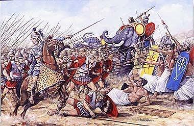Inde = sauvage pour Alexandre le Grand