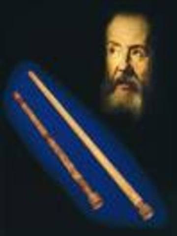 The Telescope was invented by Hans Lippershey