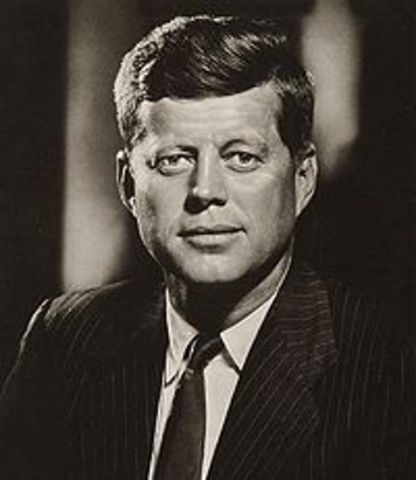 President Kennedy Assasinated