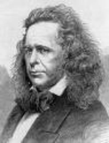The Sewing Machine was invented by Elias Howe