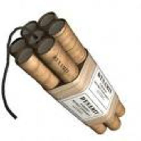 The Dynamite was invented by Alfred Nobel