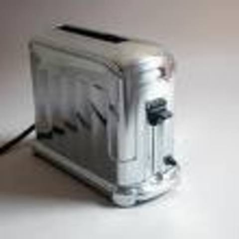 The Toaster was invente by Charles Pajeau