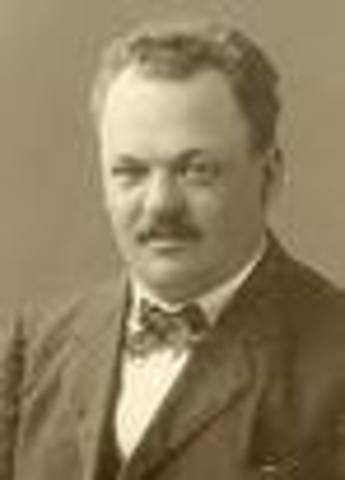 The Zipper was invented by Gideon Sundback