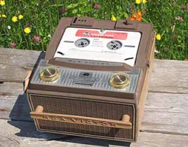 RCA Sound Tape Cartridge