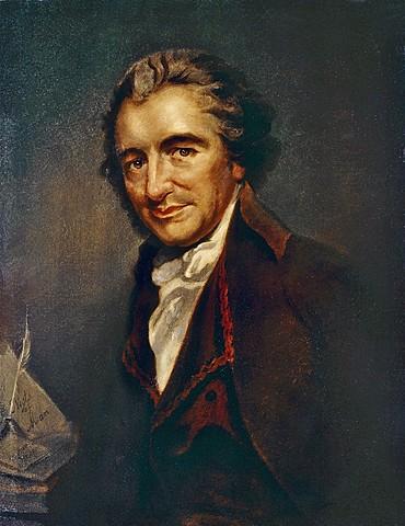 Thomas Paine dies.