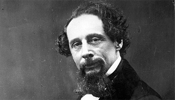 Charles Dickens.