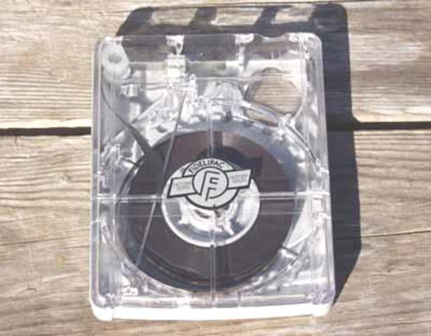 Stereo 4 Track Cartridge