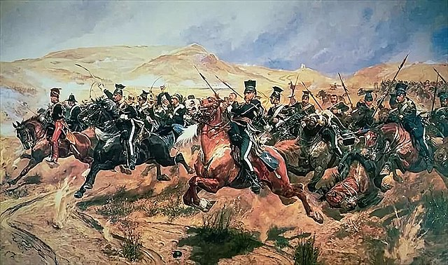 Charge of the Light Brigade.
