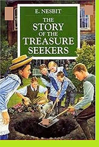 The Story of the Treasure Seekers.