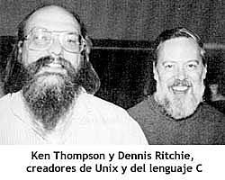 UNIX en lenguaje C