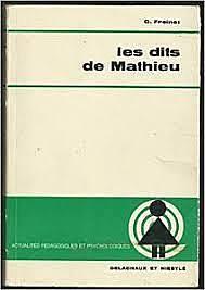 """Celestin Freinet """"Mateoren esanak"""" liburua idatzi. (Herri Pedagogia)"""